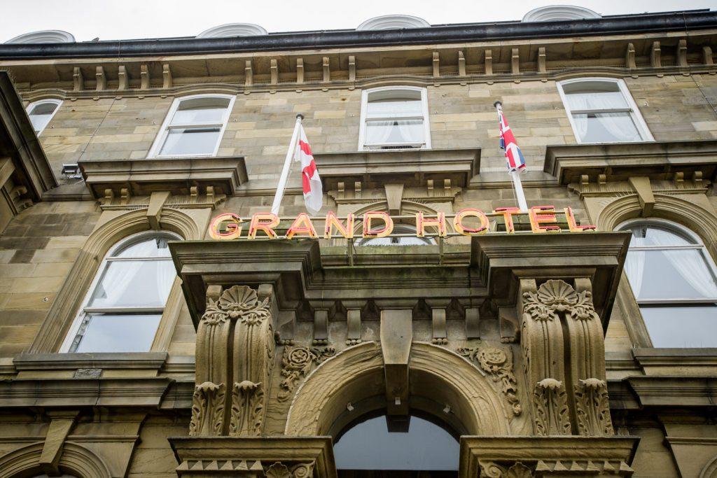 Grand Hotel Tynemouth Wedding Helen Richard Newcastle Wedding Photographer I Michelle Mercer Photography